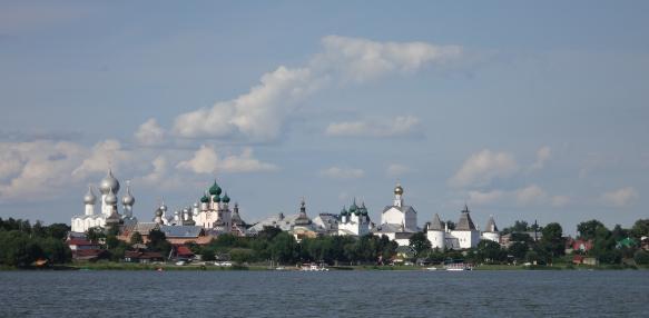 Экскурсия «Ростов Великий - озеро Неро»